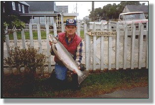 Bill Hedlund's Steelhead