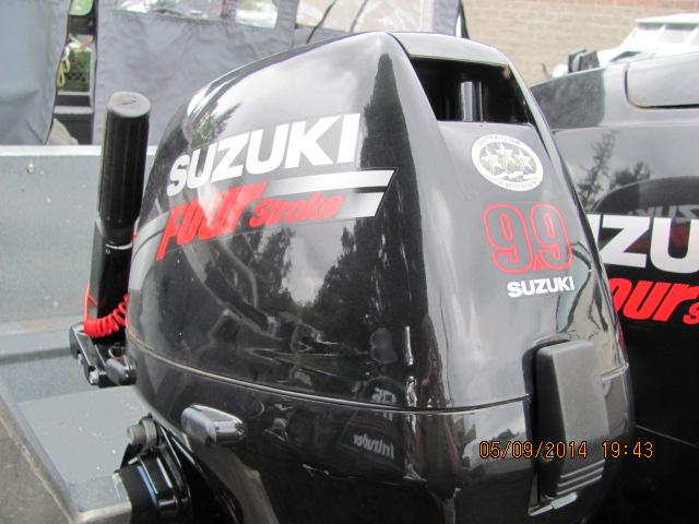 Suzuki 9.9 EFI Reviews - www.ifish.net