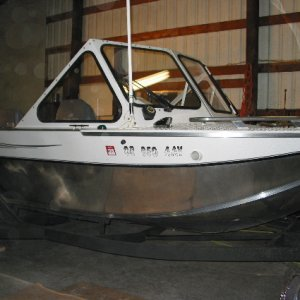2003 20 ft Duckworth Silverwing Jet for sale