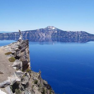 Crater Lake Oregon 2