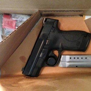 Smith & Wesson M&P 9MM