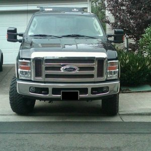 King Ranch Front