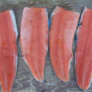 Kokanee Fillets