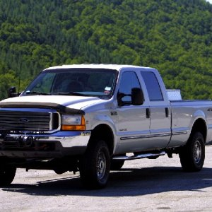 1999 Ford F350 SD Auto Diesel
