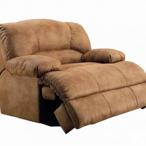 oversized recliner by Lane