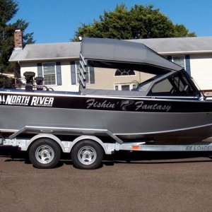 North River Seahawk 21'