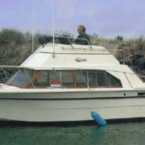 28' Carver Santa Cruz For Sale