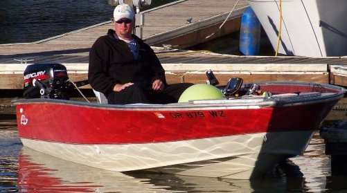 Lund boats why are they so few and far between www for 16 foot aluminum boat motor size