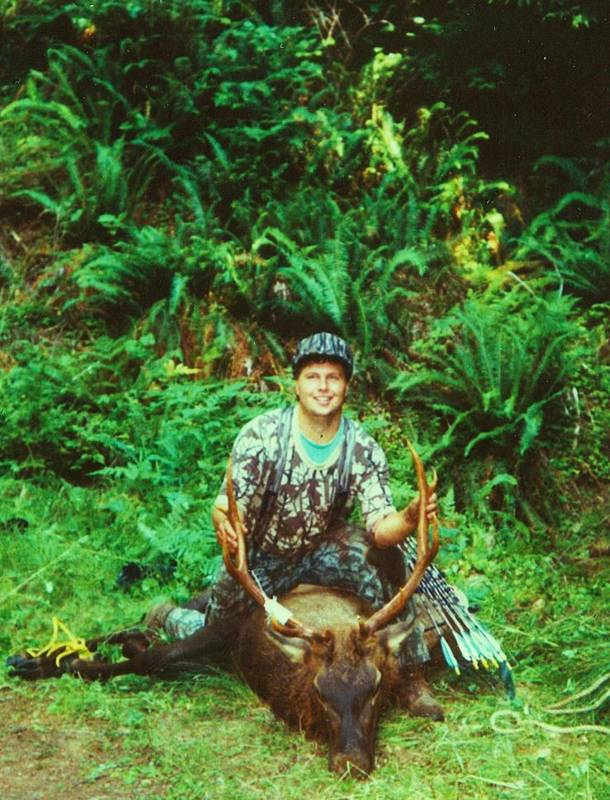Has anyone taken a 20 yard or less archery chest shot on a elk ...