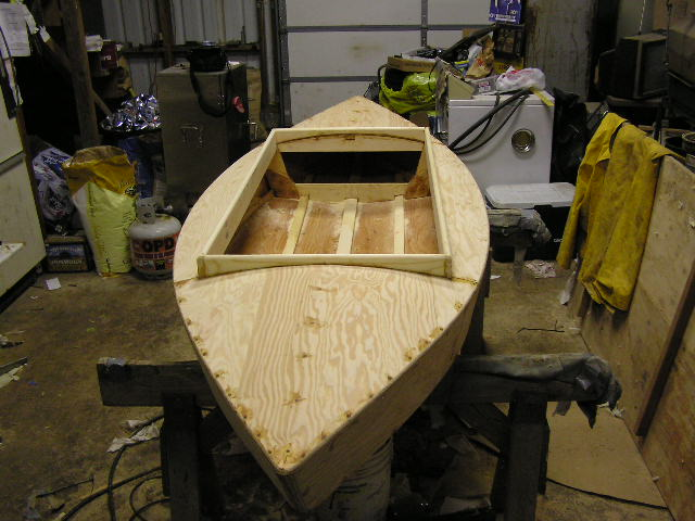 build your own sneak/marsh/layout boat - www.ifish.net