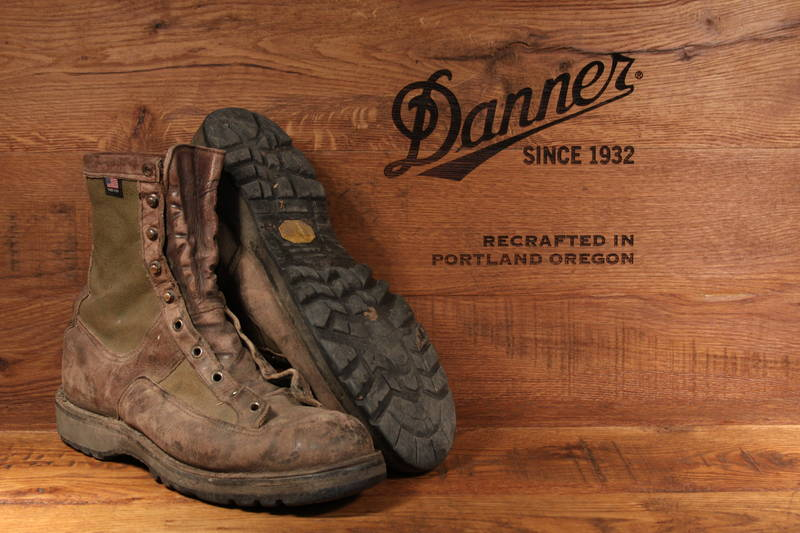 Danner Recrafting Www Ifish Net