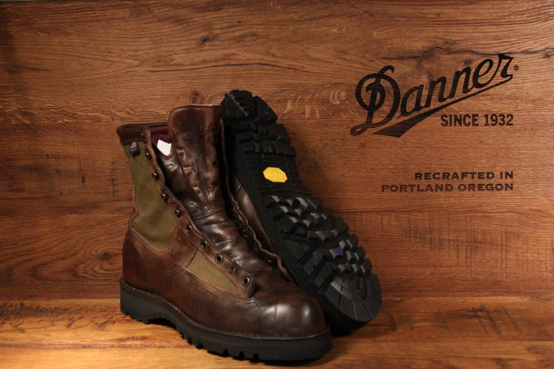 Danner recrafting - www.ifish.net