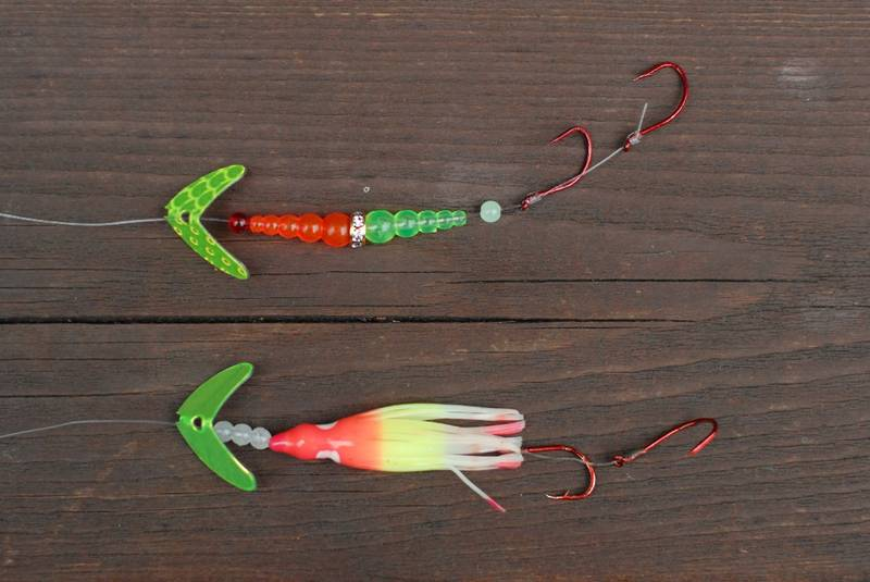 My best Kokanee and Trout rigs of the year - www ifish net