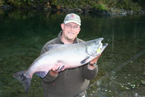 Best Fly Fishing Rivers in Oregon