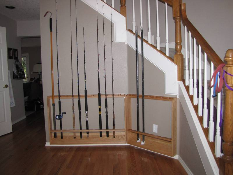 Diy Rod Rack Plans