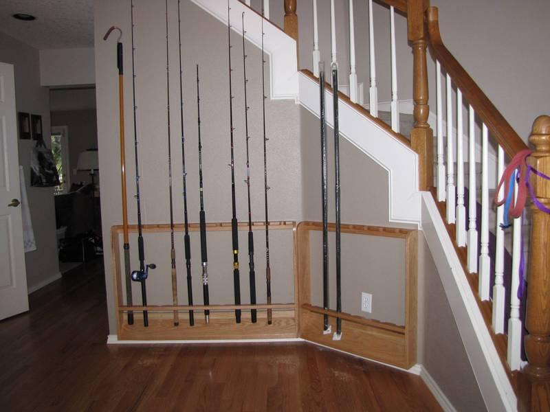 Fishing Pole Storage Ideas Www Ifish Net
