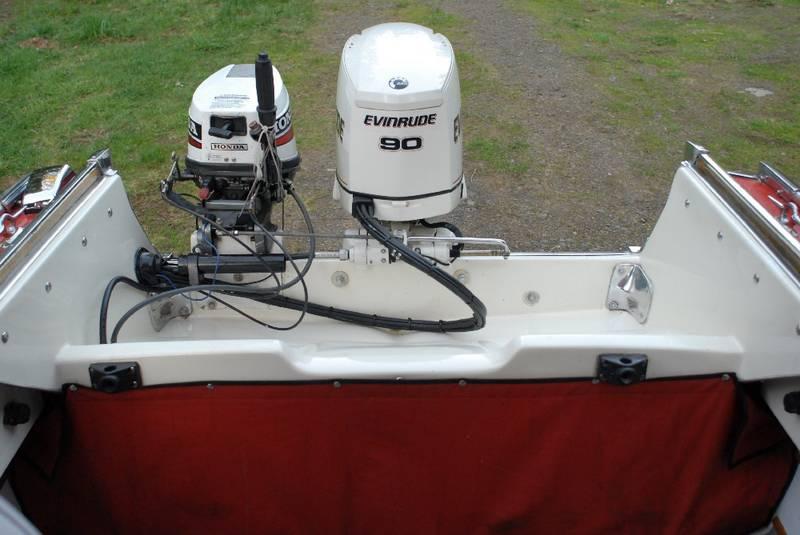 Outboard Motor Lock Yamaha