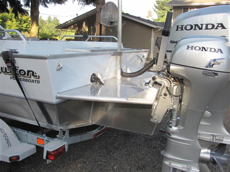 Pros and cons of extended transom... - www.ifish.net
