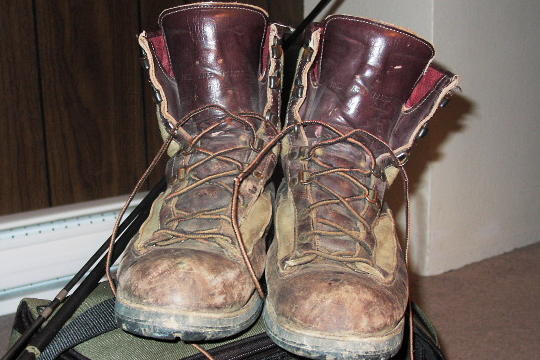 Old Danner Boots - Boot Hto