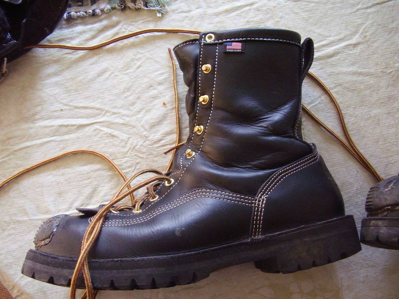 Men's Danner Super Rain Forest Boots - www.ifish.net