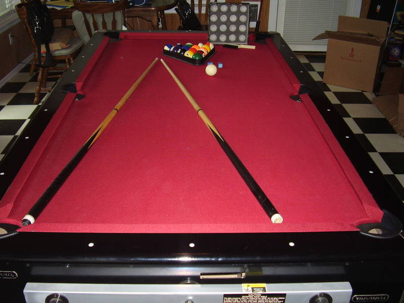 3-in-1 game table for sale. - www.ifish.net